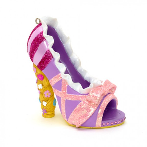 Rapunzel Miniature Decorative Shoe
