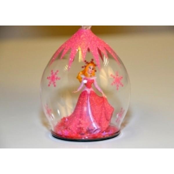 Princess Aurora Sleeping Beauty Christmas Bauble