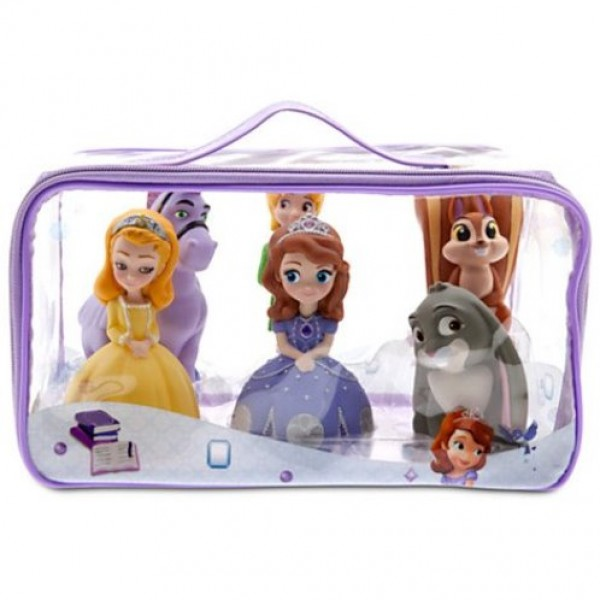 Sofia the Firts bath set