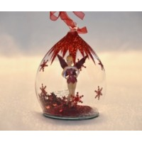 Disney Tinkerbell Christmas Bauble, extremely rare
