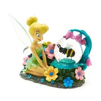 Disney Tinker Bell with Bees Snow Globe