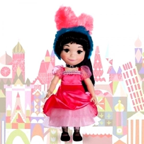 ''it's a small world'' Disney Animators' Collection Singing Doll - France