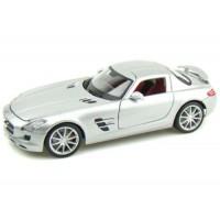 1:12 Mercedes-Benz SLS AMG Diecast Model (Dealer Box)