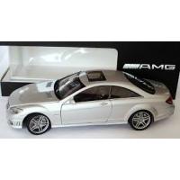 1:18 Merceds-Benz CL 63 AMG (Original Mercedes-Benz box)