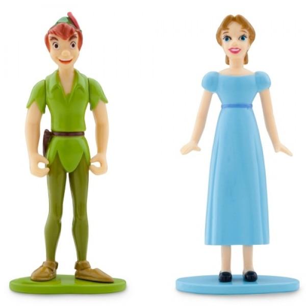 Walt Disney's Peter Pan Collectible Figurine Play Set