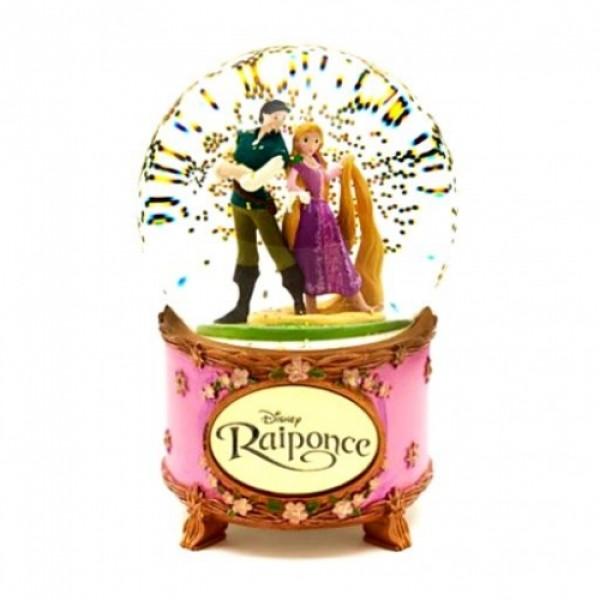 Disney Rapunzel Snow Globe