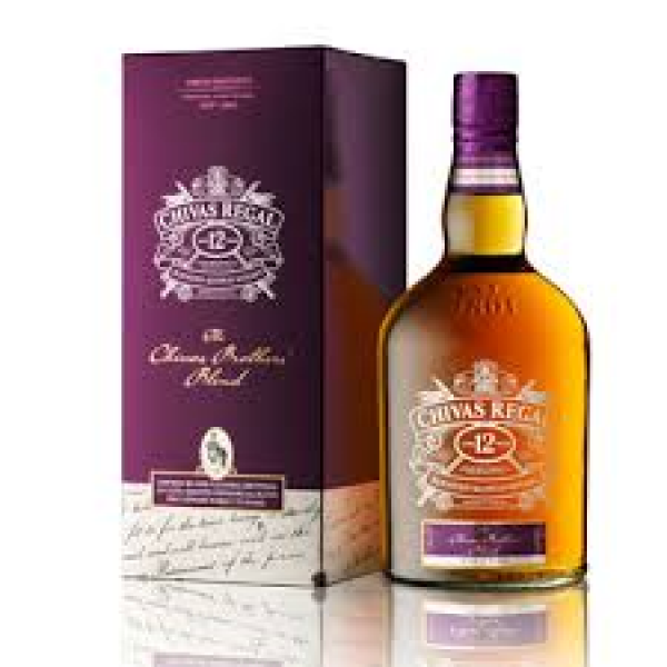 Chivas Regal Brothers Blend 12 Year Old (1L)